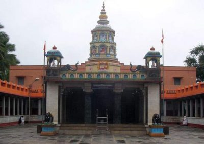 Historical Ulavi Temple